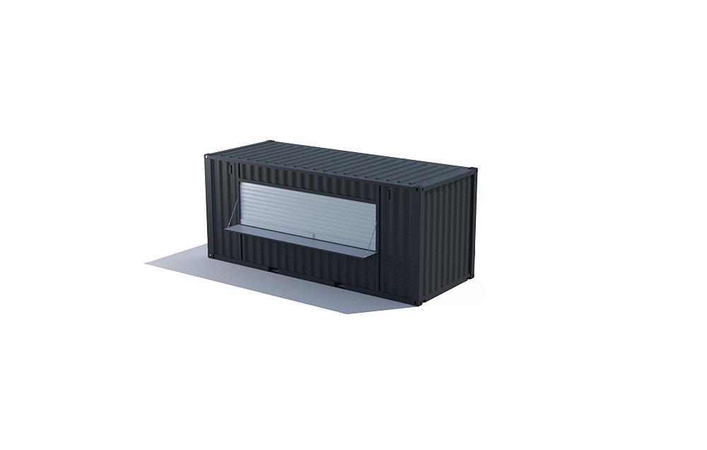 Container evenementiel V-04 01