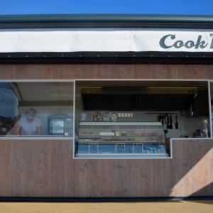 Container événementiel stand aménagé confiserie cook Inn