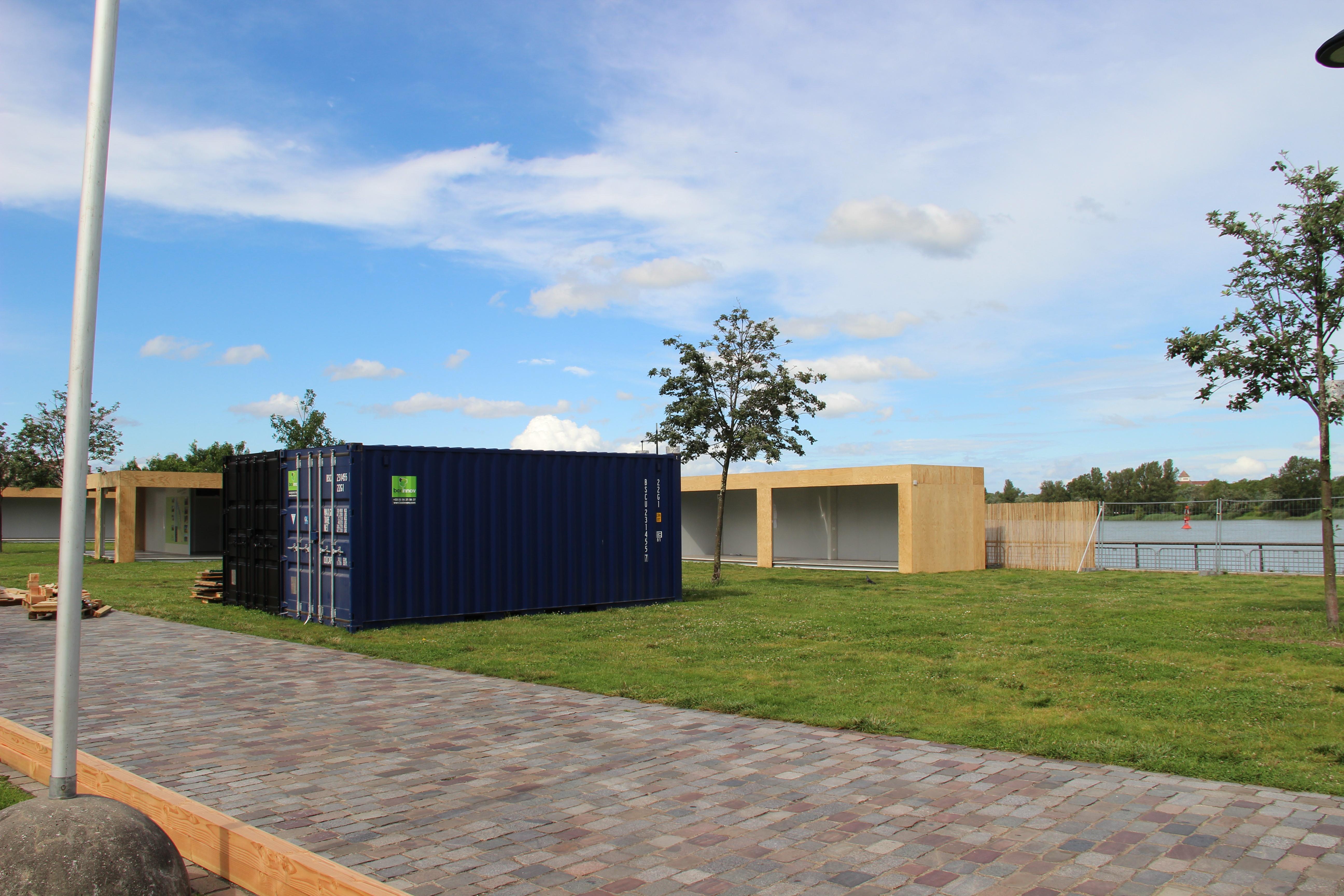 container événementiel - fete du vin 2016-10